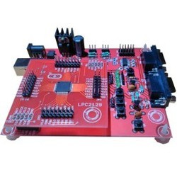ARM LPC2129 Project Board - View Specifications & Details of