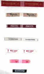 Textile Label