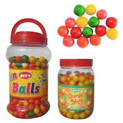 Sugar Coated Fruit Balls