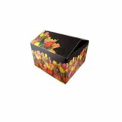 Cardboard Multicolor(CMYK) Laminated Packaging Box, Weight Holding Capacity (kg): <5 Kg
