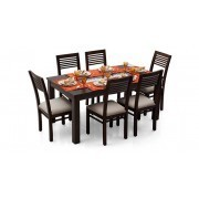 c7c00b05c4 DiningTables and Chair Set - Arabia Square-capra 4 Seat Dining Table ...