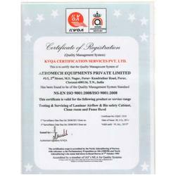 KVQA Certification NS-EN ISO 9001:2008