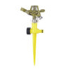 Agriculture Zinc Sprinkler with Plastic Spike