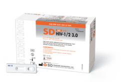Alere  SD HIV 1/2 Triline Card