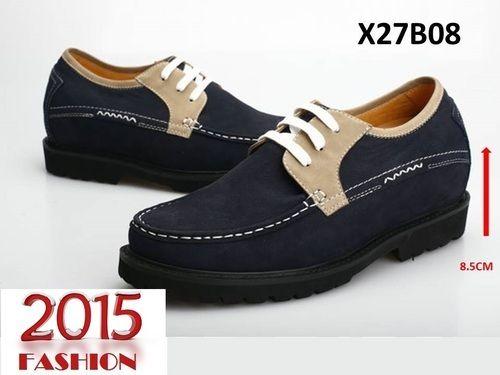 64c49e67e36f Height Increasing Men Shoes Fashion 2015