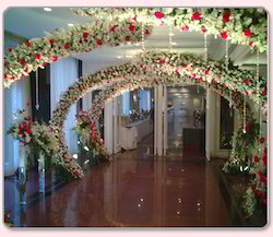 Hall Decorations Services