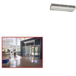 Air Curtain for Hotels