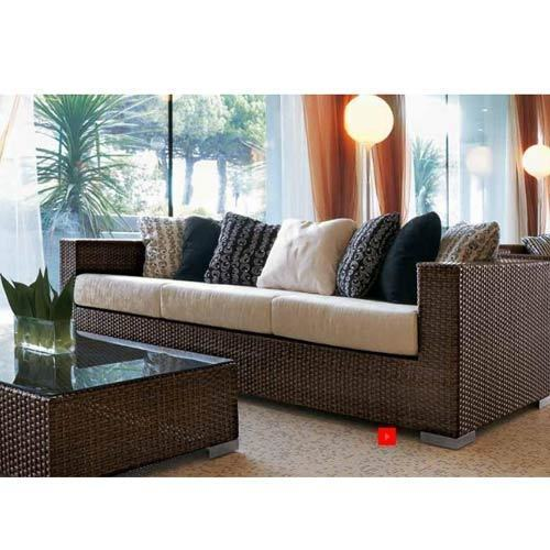 Genial Brown Wicker Furniture