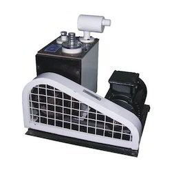 Venus Single stage Belt Driven High Vacuum Pumps, for Industrial