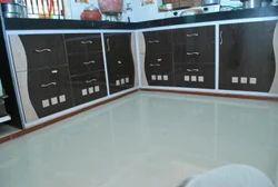 PVC Kitchen Cabinet Furniture