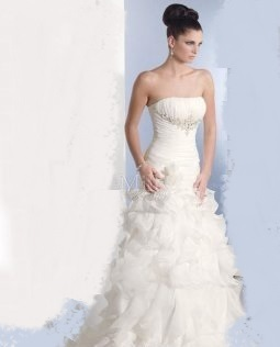 7f154a276dd Catholic White Wedding Gown