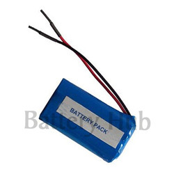 7.4 V- 2200MAH 18650 Battery Pack with PCM
