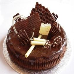 Chocolate Truffle Cakes Bakery Confectionery Products