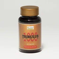 Biobaxy Tribulus 1000 Body Building Vegetarian Supplement, Capsules