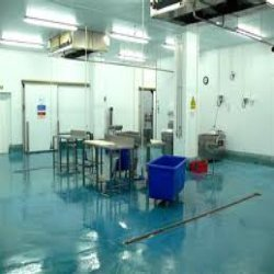 Hygienic Floor Coating Services