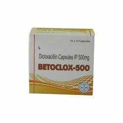 Dicloxacillin Capsules IP 500 mg