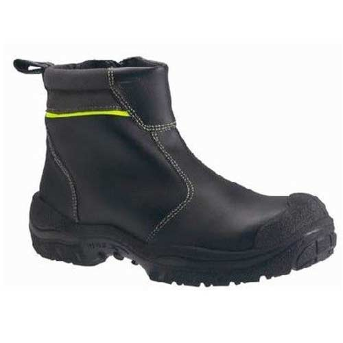 1ab96d8005a Steel Toe Cap PU Sole Safety Shoes - Sanjay Safety, Pune | ID ...