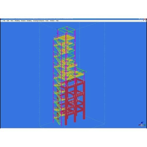Engineering Design & Detailing Services - Structural Steel