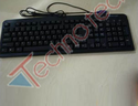 Keyboard Slim 518b Black Ps2