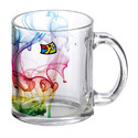 Printed Glass Mug
