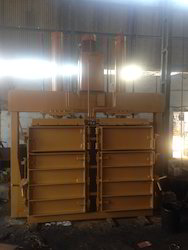 Double Box Double Cylinder Bailing Presses