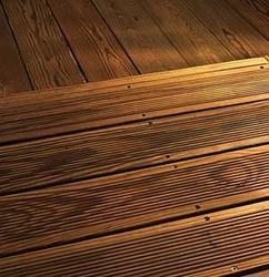 Teak Wood Decking, Size/Dimension: 20 x 110 x 800mm / Random Length