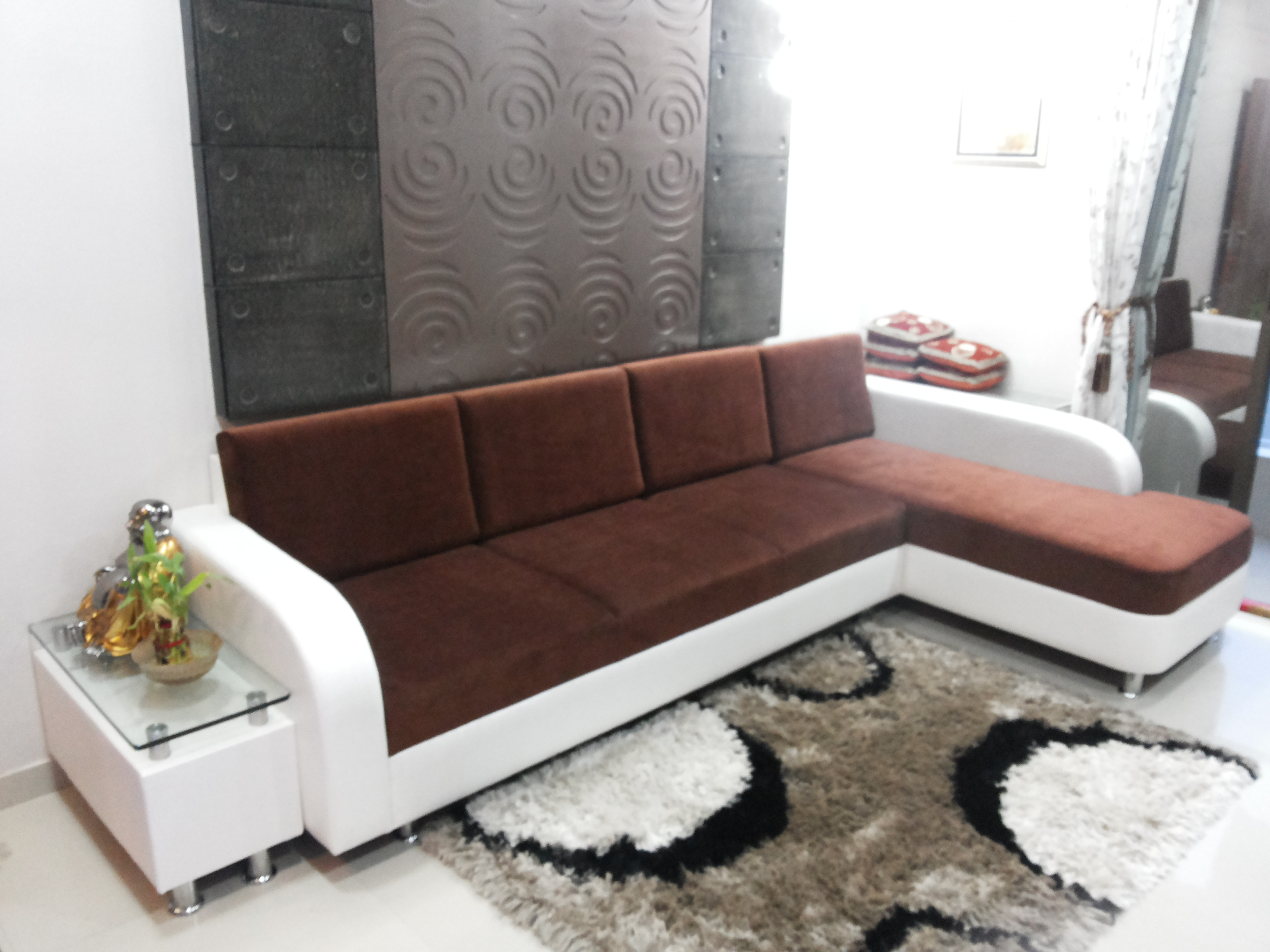 Designer sofa Sofa with Couch Manufacturer from Vadodara