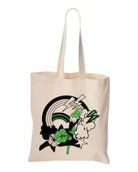 Cotton Shopping Grocery Bag