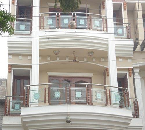 Front Elevation Railing Design : Home front railing design homemade ftempo