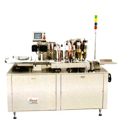 Eye Drop Monoblock Capping Machine