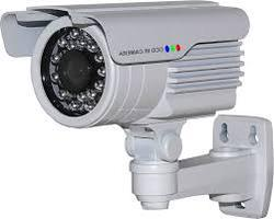 CCTV IR Bullet Camera 25 MTS Range Clear View