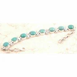 Graceful Turquoise Bracelet