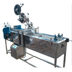 Automatic Carton Labeling Machine