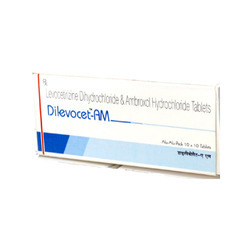 Levcetrizine Dihydrochloride & Ambroxcl Hydrochloride Tablet