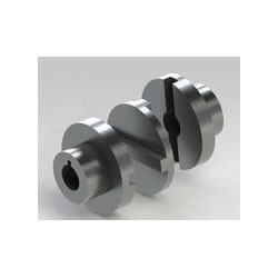 Oldham Coupling, Industrial Pipe & Tube Fittings | India
