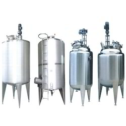 Stainless Steel Tankage