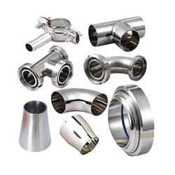 SS Pipe Fittings, Size: 1/2, for Structure Pipe