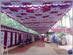 Printed Shamiana Tent