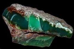 Chrysophase Gemstone