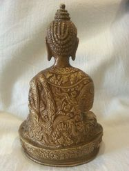Buddha Statue (Back Portion)