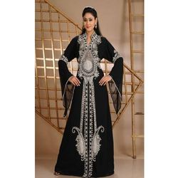 Cocktail Party Wear Designer Abaya