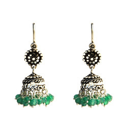 Green Hook Jhumki