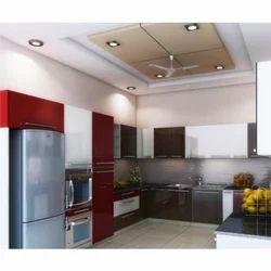 U Shaped Kitchen Services