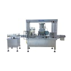 Automatic High Speed Vial Filling & Stoppering Machine