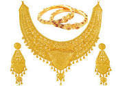 Gold Plated Fashion Jewelry
