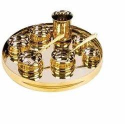 Brass Thai Set