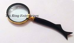 Fish Style Handle Magnifying Glass