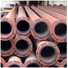 Rubber Lining of Ms Pipes