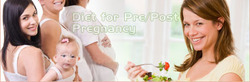 Pre and Post Pregnancy Diet Planing Service