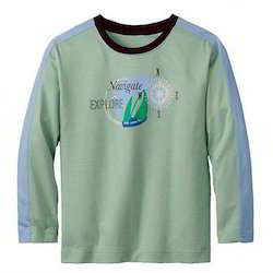 Mens Long Sleeve T Shirt